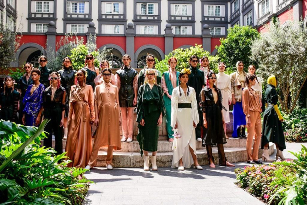 Inicia el Mercedes-Benz Fashion Week México y esta vez la naturaleza está presente