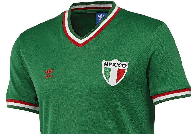 """mexico 1970.jersey - Calificamos """"la verde"""" de cada Mundial, y nuestra favorita es..."""
