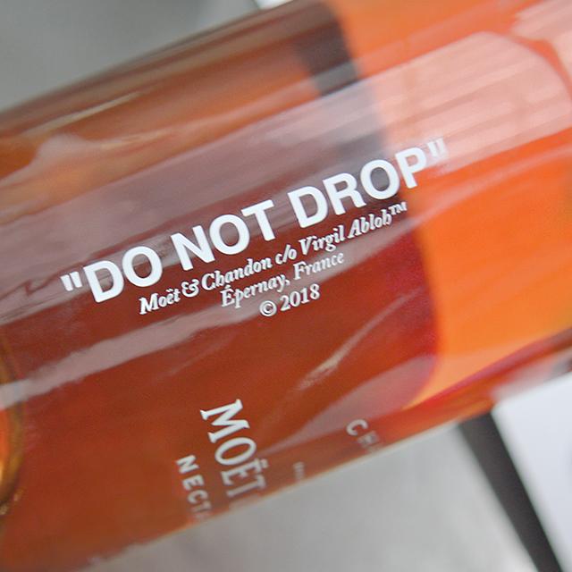 moet2 - Esta botella de Moët & Chandon sólo la podrás adquirir en Estados Unidos