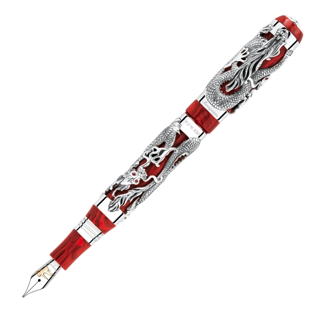 montegrappa bruce lee sterling silver fountain pen medium nib  11747.1416900710 1024x1024 - Razones para adquirir plumas de lujo en una época donde nadie escribe