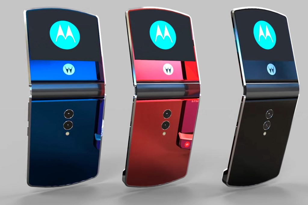Motorola RAZR 1024x683 - Cinco smartphones que gritan nostalgia