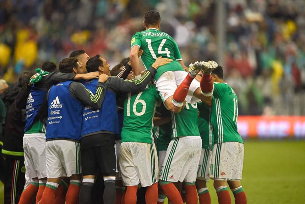 Así es cómo debes celebrar si México pasa al quinto partido