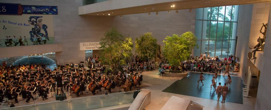 NG concertdesign1 1024x417 - ¿Vas a Washington DC? Visita uno de los museos más valiosos del mundo