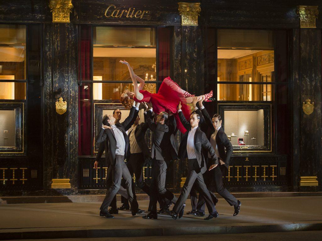 """""""Diamonds"""": Una brillante película de Cartier"""