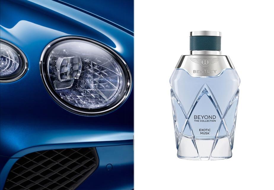 o.76893 - Bentley Beyond, la colección de tres perfumes unisex que te harán oler rico