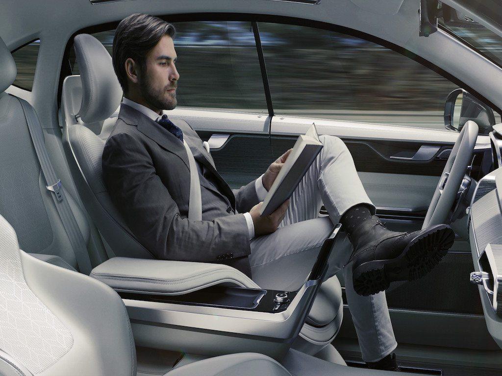 Nuevas experiencias de manejo: Concept 26 de Volvo