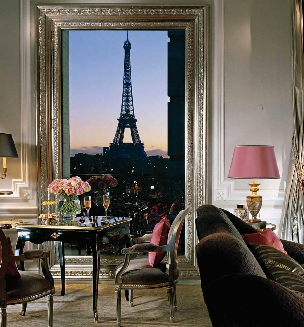 paris - Los 5 hoteles más caros del mundo y para todos los gustos