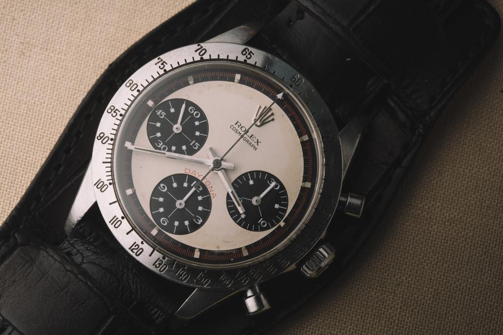 Paul Newman%E2%80%99s 1968 Cosmograph Daytona 1024x683 - Top 5: Los Rolex más caros del planeta ?
