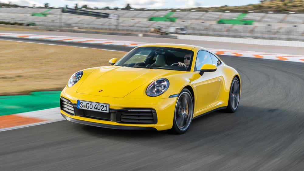 porsche c 1 - Top: Cinco autos que no podemos esperar a conducir en 2019