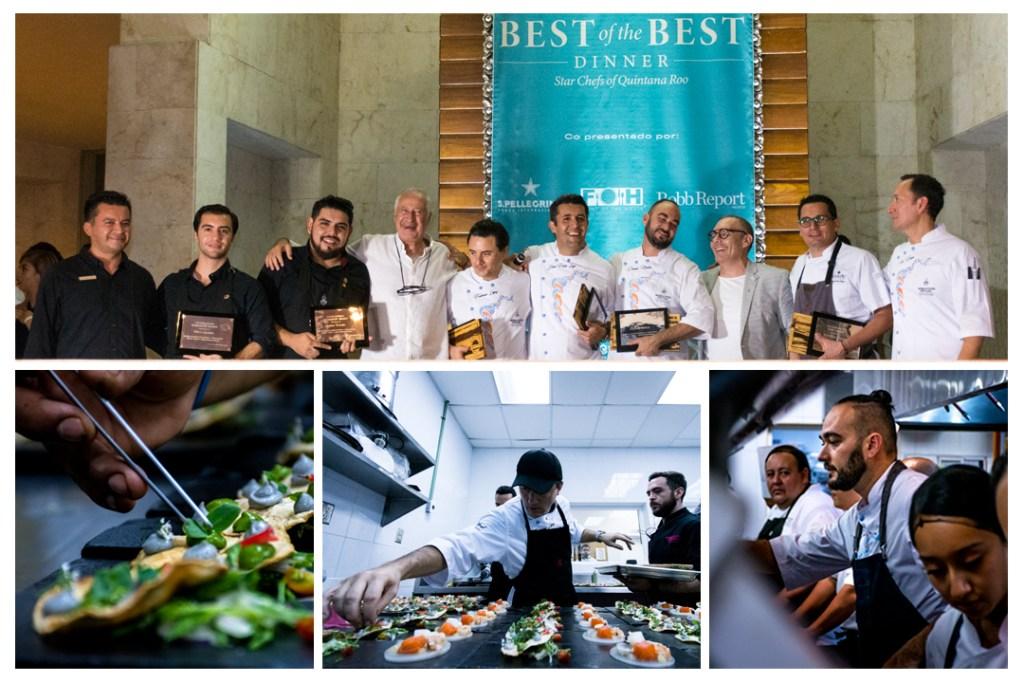 Los mejores chefs de Quintana Roo en Wine and Food Festival
