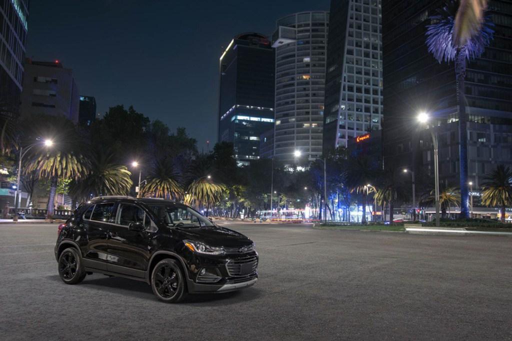 Trax Midnight, la cautivante versión de lujo de Chevrolet