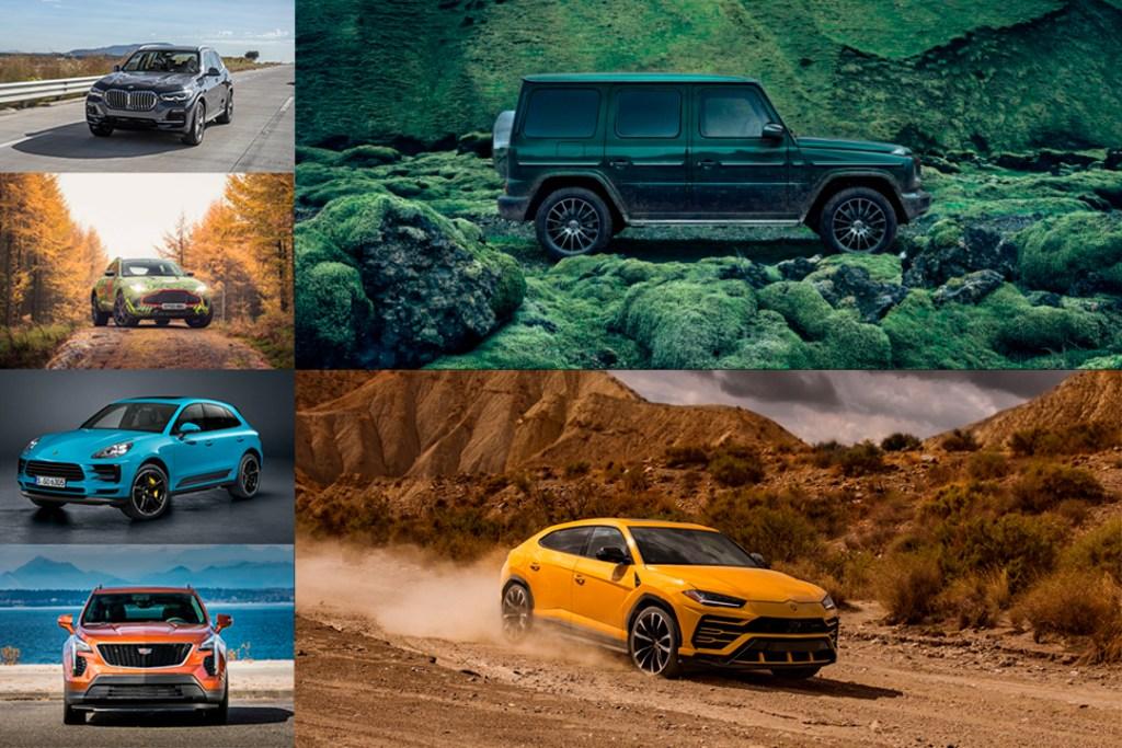 Estos fueron nuestros SUV'S favoritos del 2018