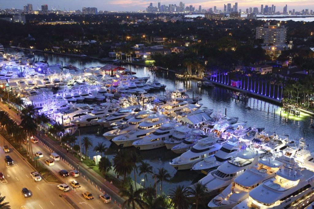 Cinco embarcaciones que harán olas en el Miami Yacht Show 2018