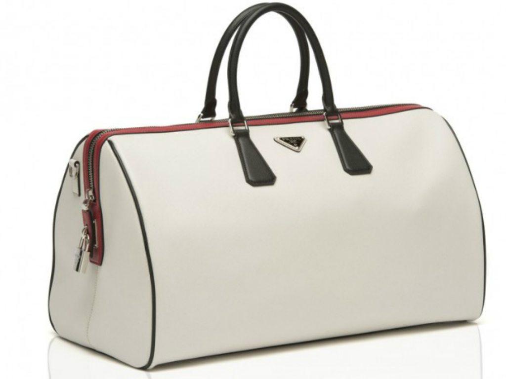 Personaliza tu equipaje de Prada