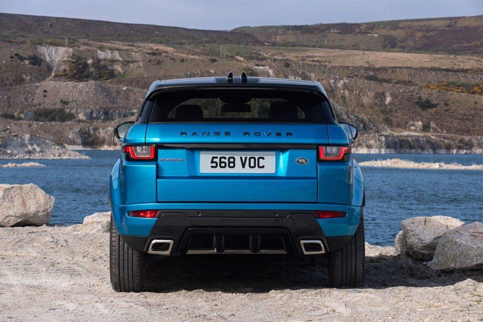 R3 1024x683 - Range Rover Evoque Landmark: la brillante celebración de Land Rover