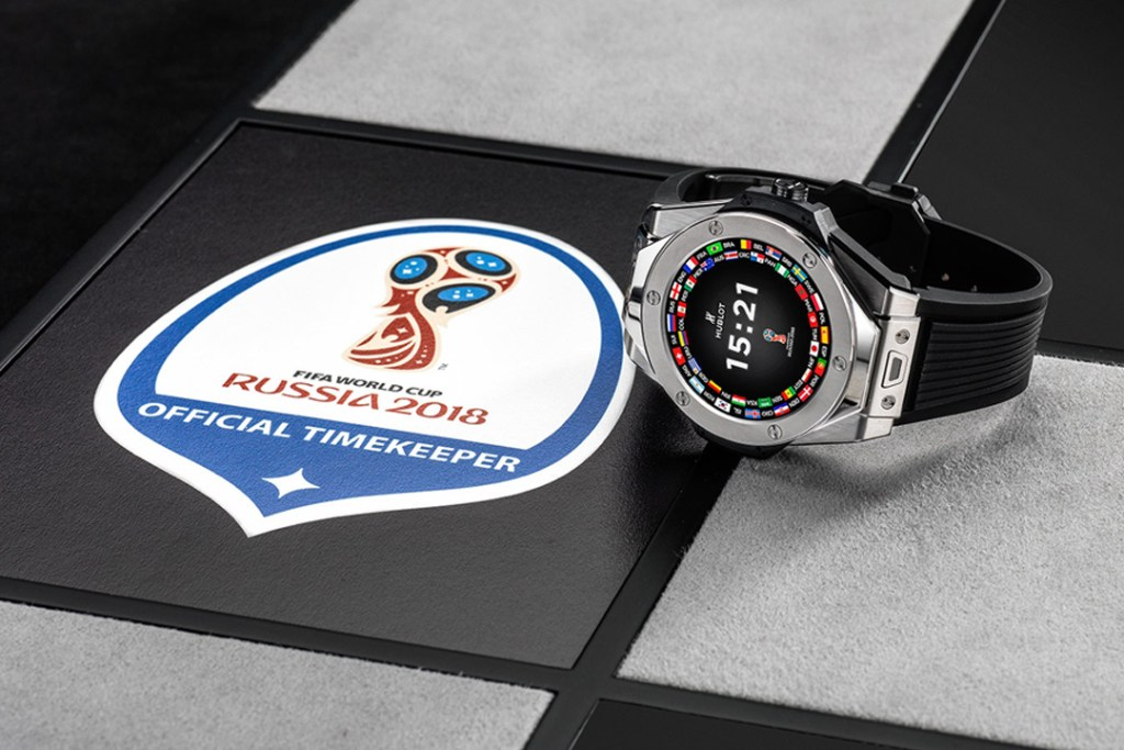 Big Bang Referee, el reloj oficial del Mundial que te convertirá en árbitro