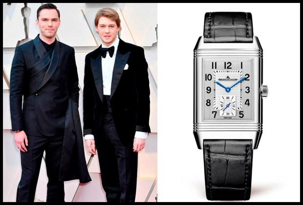 relojes bonitos oscares ok 2 1 - 7 relojes que también fueron protagonistas en los premios Oscar 2019