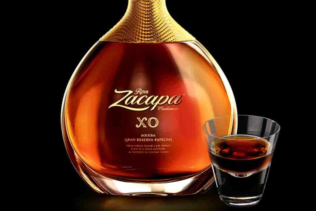 Celebra esta navidad brindando con Ron Zacapa XO