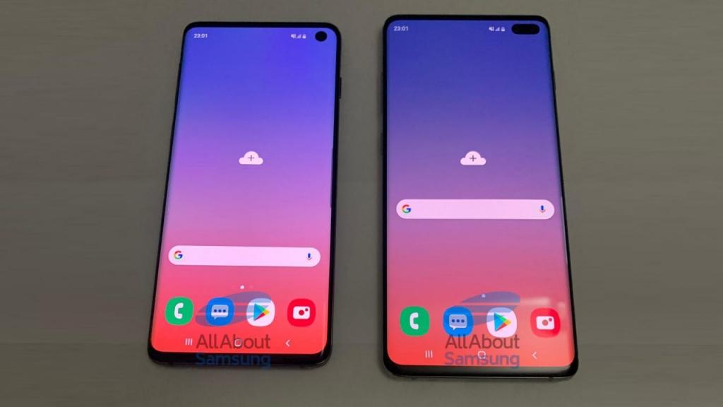 S10 1280x720 1024x576 - A semanas de su presentación, ya hay imágenes del Galaxy S10 de Samsung
