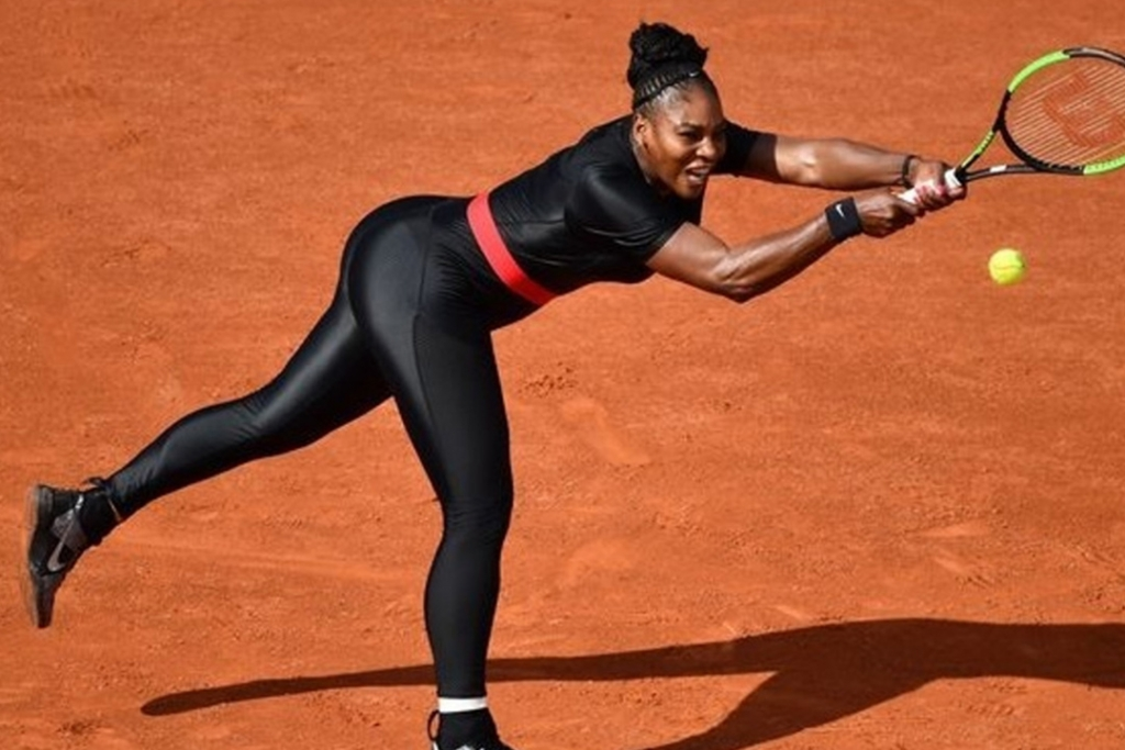 serena4 1024x683 - Serena Williams demuestra cómo se lleva un tutú en el US Open
