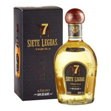 siete lenguas - 30 tequilas para la colección de un buen patriota
