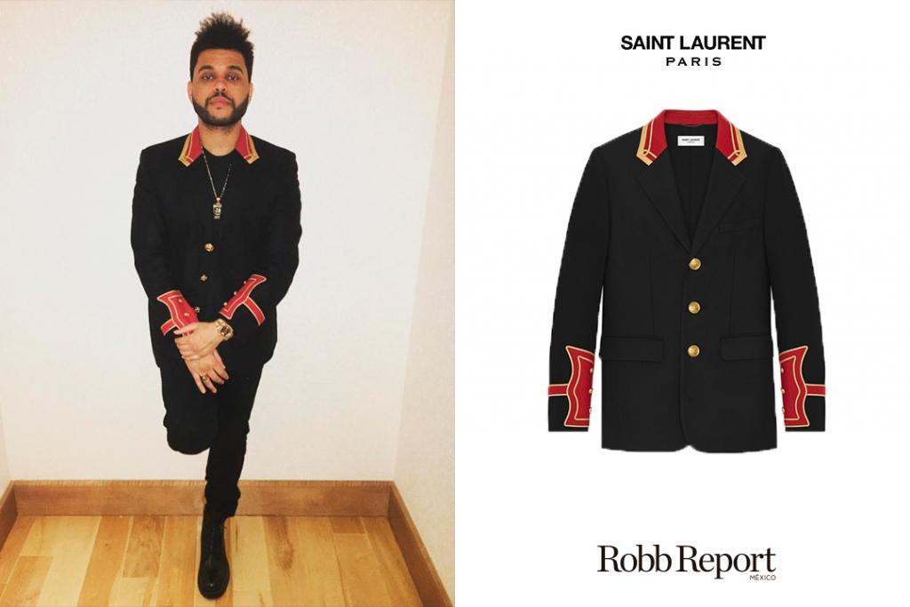 SL TW 1024x683 - Estas son las marcas favoritas de lujo de The Weeknd