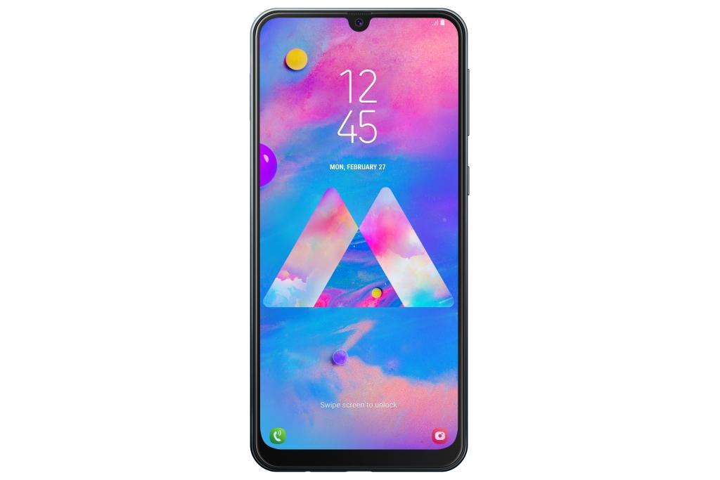 SM M305F 001 Front Gradation Black 1024x683 - Samsung Galaxy M, la nueva serie dirigida a los millennials