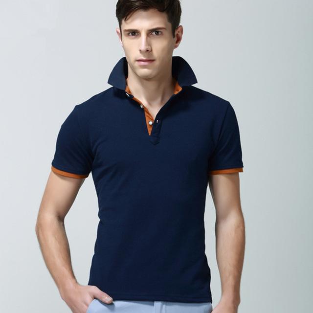 Summer 2016 Men Polo Shirts Shorts Sleeve Cotton Tops New Fashion Brand POLO for Men Jerseys.jpg 640x640 - Lección de moda básica: cómo usar correctamente una camisa polo