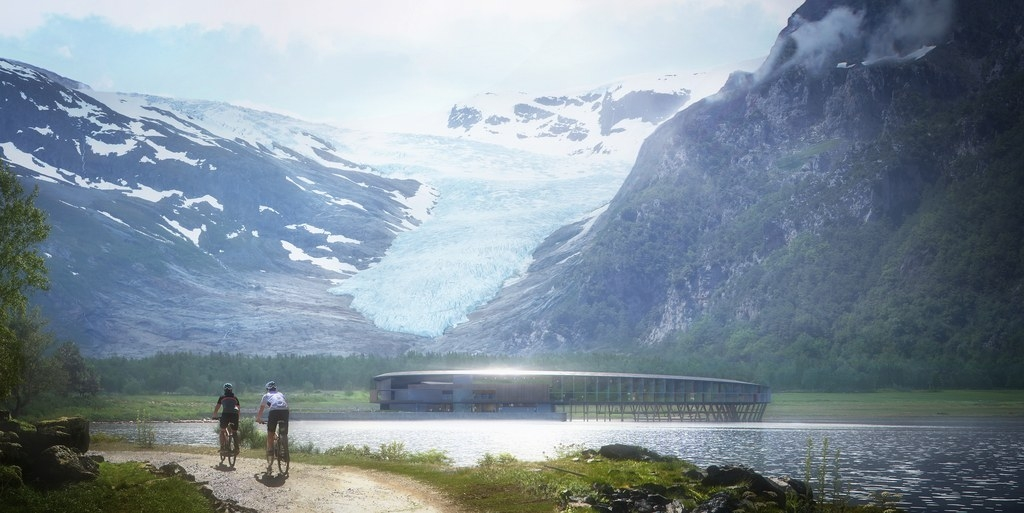 SVART20 20Esoteric20 20Photo20credit20SnC3B8hetta20Plompmozes 1024x513 - Conoce Svart, el hotel de 360 grados en Noruega