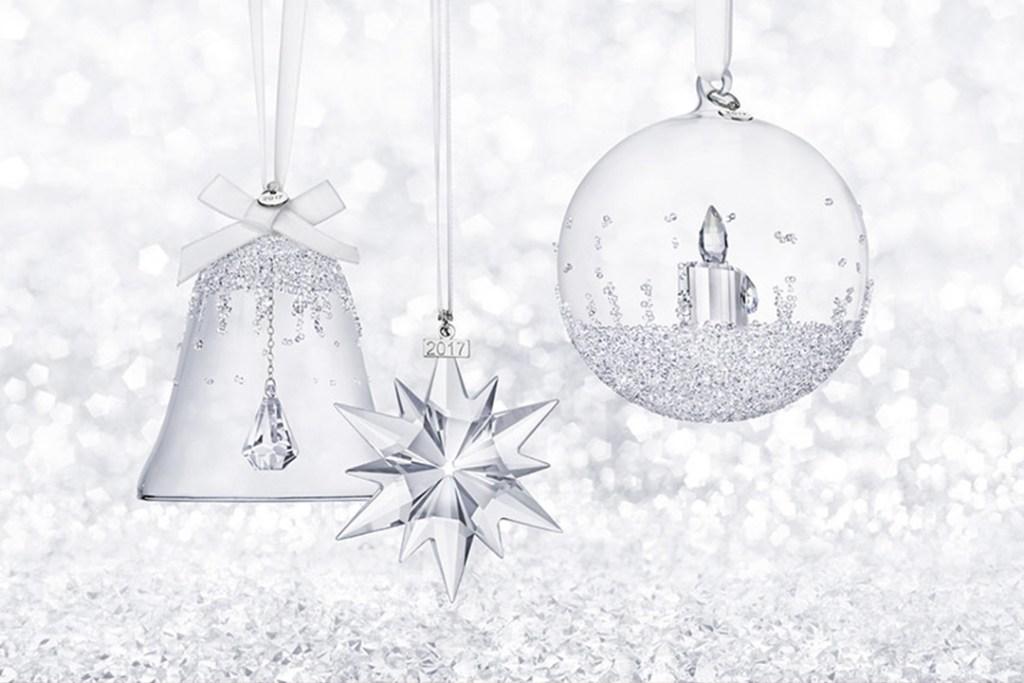 Conoce las creaciones más brillantes de Swarovski para esta Navidad