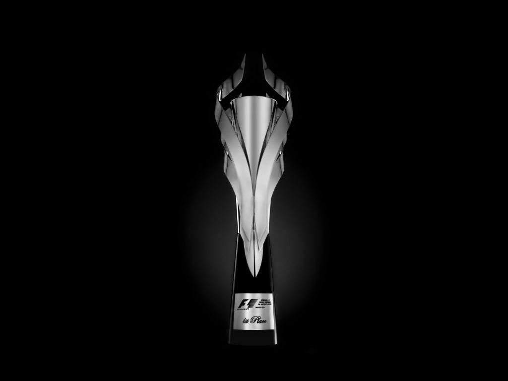 Tane creó el trofeo para el ganador de la Fórmula 1 México