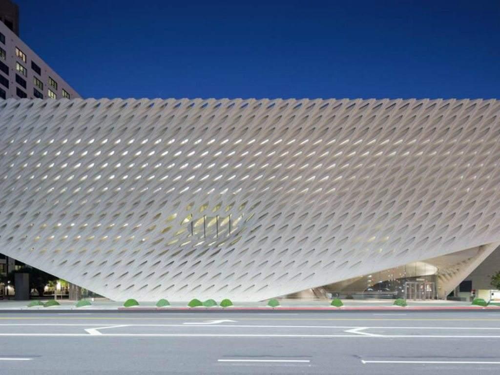 The Broad: el nuevo must de Los Ángeles