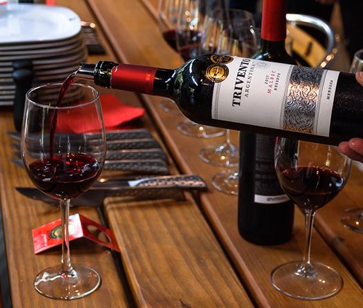Bodega Trivento, excelencia en vinos argentinos