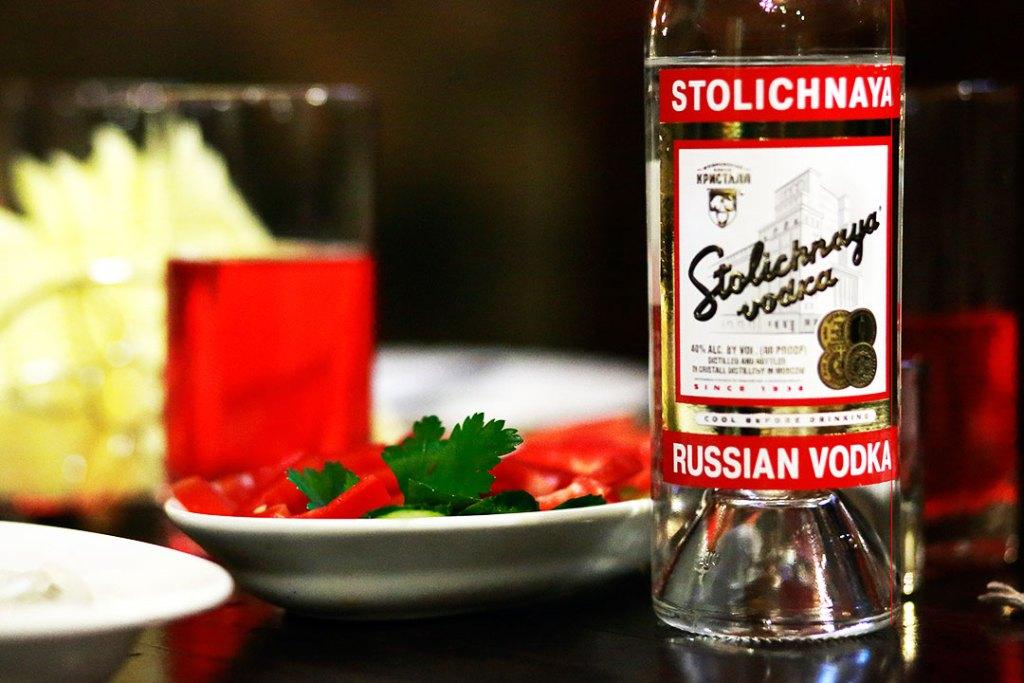 Cinco etiquetas de vodka completamente rusas que necesitas en tu bar