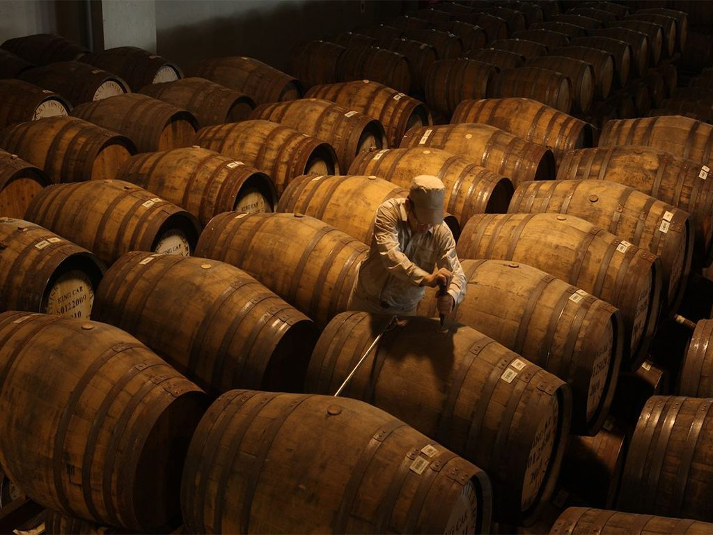Conoce las nuevas capitales del whisky