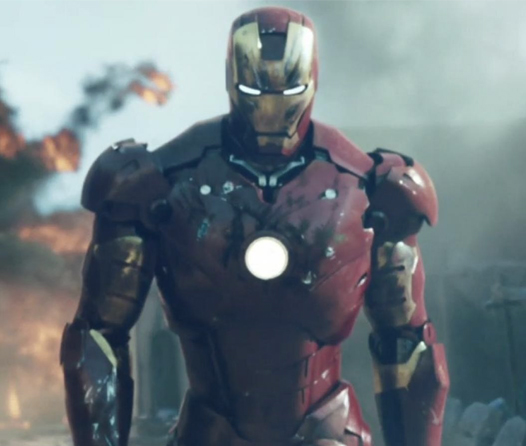 Ser un Avenger podrá ser posible gracias a la tecnología