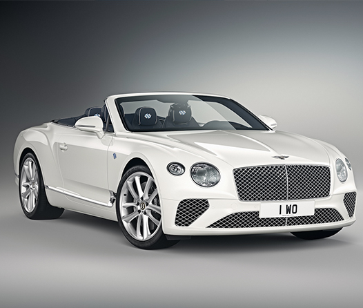 Bentley revela Continental GT Convertible, un homenaje a Bavaria