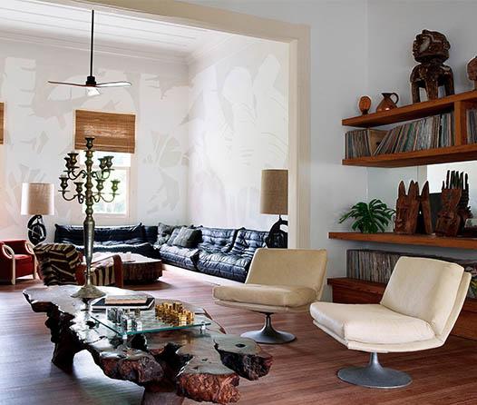 Así de impresionante es la mansión de Lenny Kravitz en Brasil