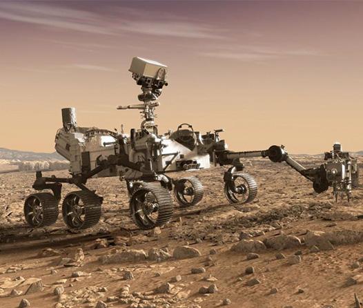 La NASA llevará tu nombre a Marte y así puedes registrarte