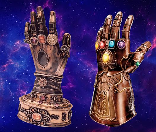 ¿El guante de Thanos está inspirado en una reliquia del siglo XVII?