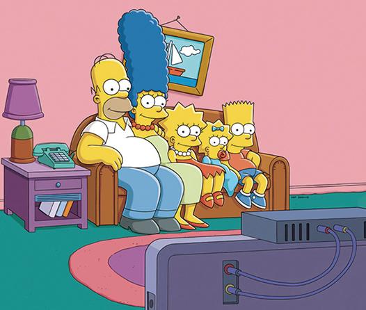 Puedes tener la misma sala de Los Simpson y Friends gracias a IKEA