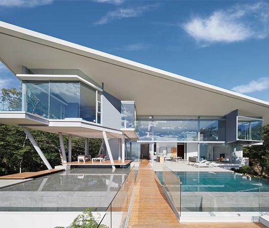 Conoce estas obras maestras arquitectónicas disponibles en Airbnb