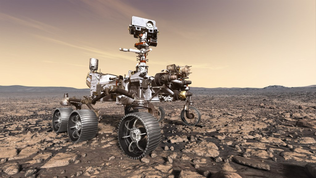 NASA 2020