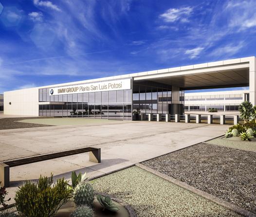 ¡Bienvenido a México, BMW! El fabricante inaugura su primera planta en nuestro país