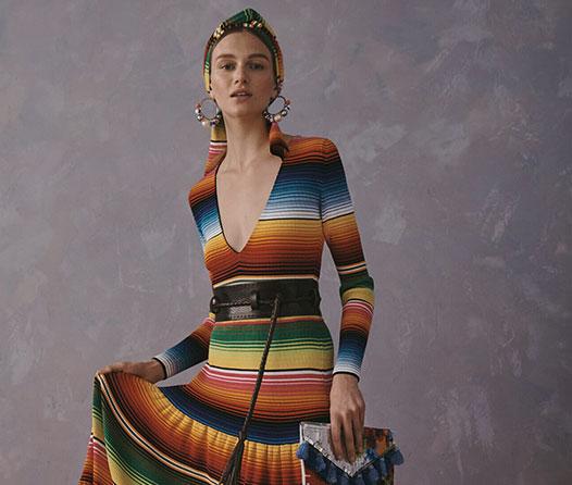 Lo que debes saber sobre la colección de Carolina Herrera inspirada en México