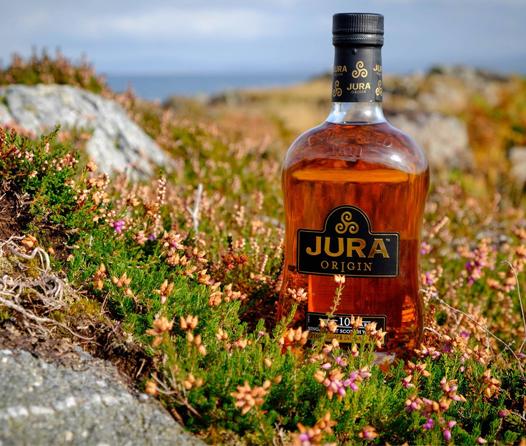 Jura, el whisky que nace en una isla remota