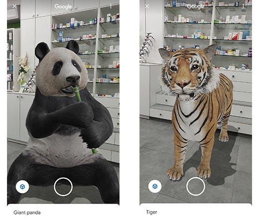 Google AR