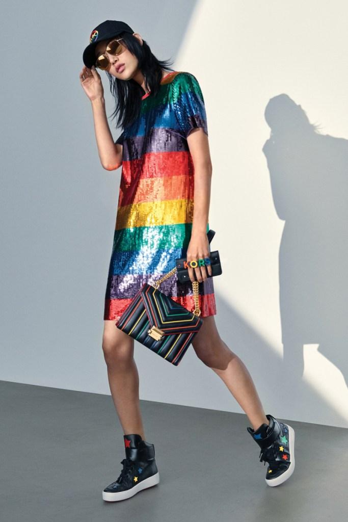 Colección #MKGO Rainbow