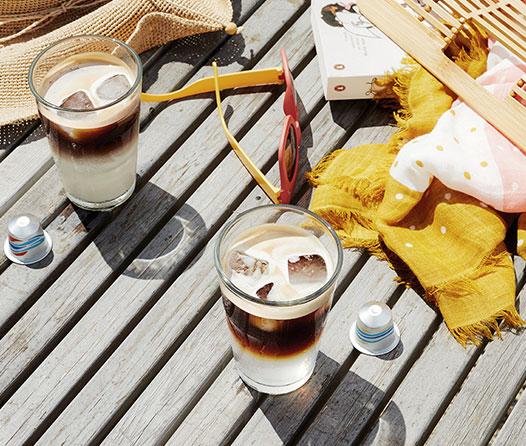 Bebidas -fáciles y rápidas- para preparar con Nespresso este verano