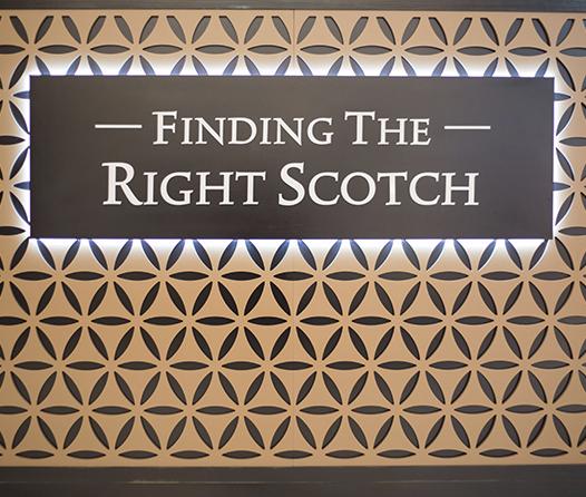 ¿Amante del Scotch? Tenemos tu hot spot